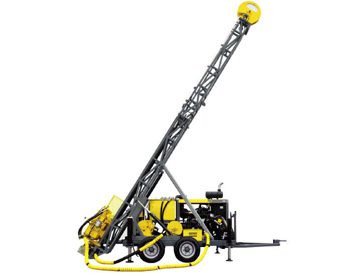 Diamond Drilling Machine