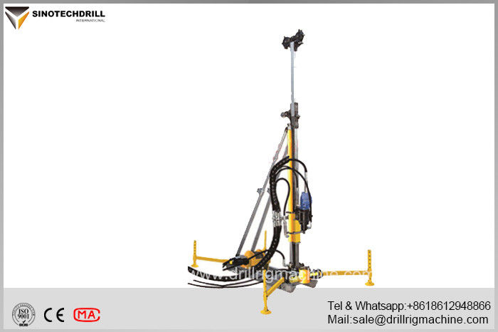200m man portable lightweight core drill rig wireline